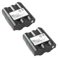 2 Rechargeable Battery for Midland AVP-7 BATT5R BATT-5R