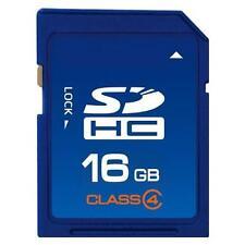 16GB HI-SPEED SDHC SD HC CLASS 4 MEMORY CARD FOR DIGITAL CAMERA & HD VIDEO SP