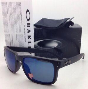 Image is loading Polarized-Oakley-Sunglasses-HOLBROOK-OO9102-52-Matte-Black- 92aff5010e