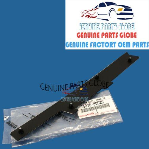 GENUINE TOYOTA LAND CRUISER FJ60 FJ62 BJ60 BJ70 REAR QUARTER EMBLEM 75370-60020