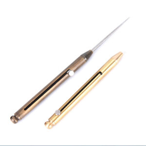 Portable-Metal-Rust-proof-Spring-Retractable-Push-Pull-Toothpick-Fruit-Fork-P-P0