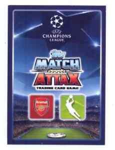 Match-Attax-2015-16-Champions-League-50-verschiedene-Karten-Sammlung-Posten