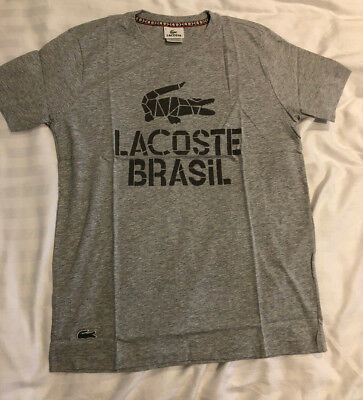 """LIMITED EDITION S M L Lacoste Roland Garros /""""The French Open Polo/"""""""