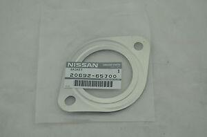 Image is loading NEW-GENUINE-NISSAN-EXHAUST-GASKET-20692-65J00-OEM-