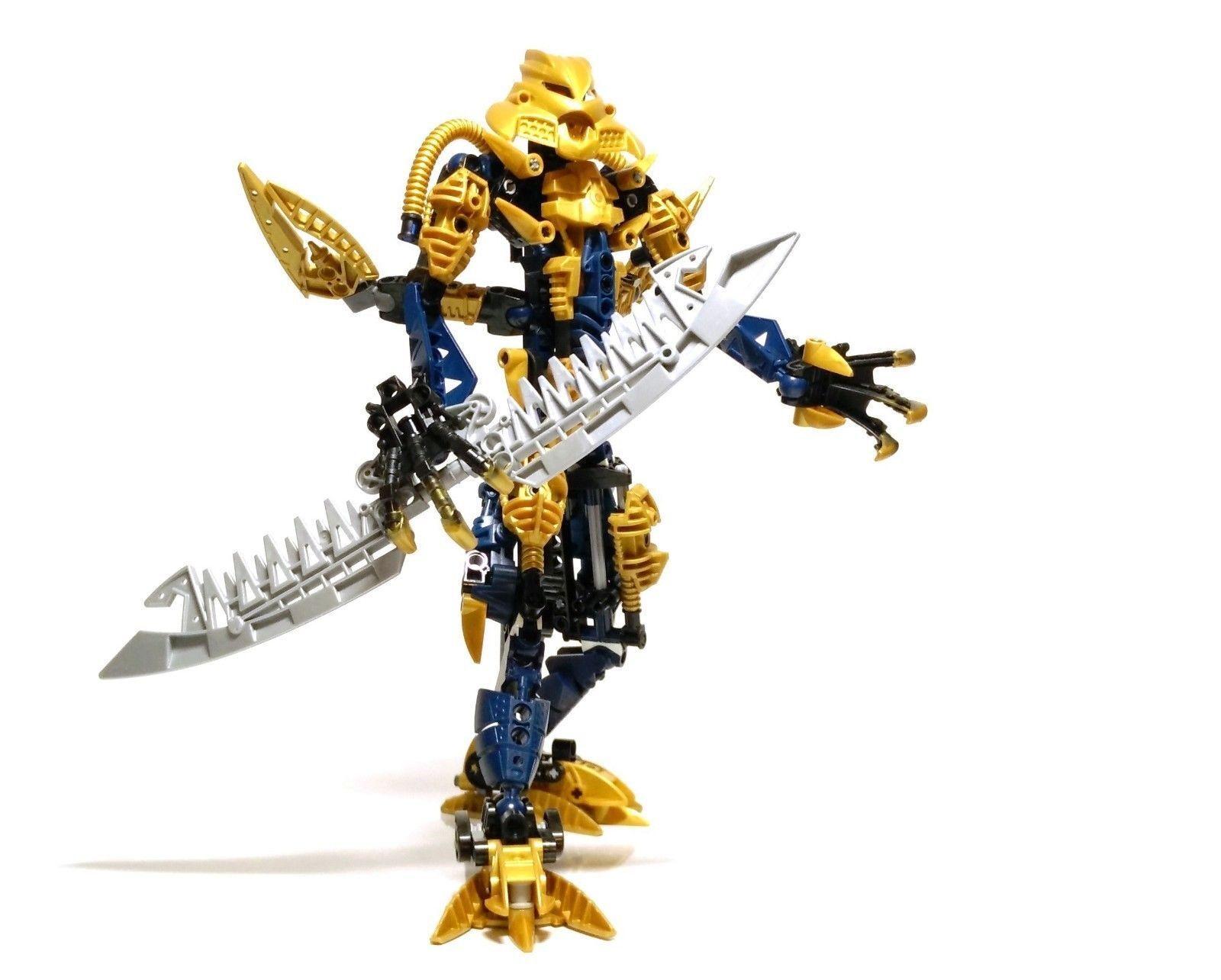 Lego Bionicle8734 Brutaka (100% complete)