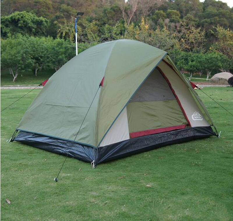 Professional 2 Person Camping Tent Ultralight Portable Tent for Hiking,Beach   free and fast delivery available
