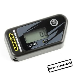 APICO HOUR METER All Years HONDA CRF250 CRF450  MOTOCROSS BRACKET