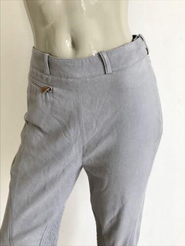 Trousers 38 Hermès Vintage État Femme Taille Pantalon Excellent Authentique En FXxwd4X