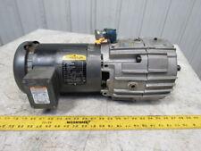 Force Control 15 3a3 U1qa T 1 12hp 208 230460v Motor Clutch Brake 78 Shaft