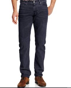 Men's AG 'Graduate' Tailored Straight Leg Corduroy Pants, Sulfur bluee Ridge, 30