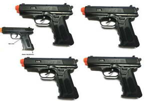 4-M11-Airsoft-Pistols-Set-with-Black-M11-Style-Airsoft-Gun-4-Pack