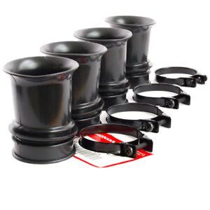 Honda CB 750 Four K0-K6 Schellen Luftfilterkasten Gummis Clamp Air Box Rubbers