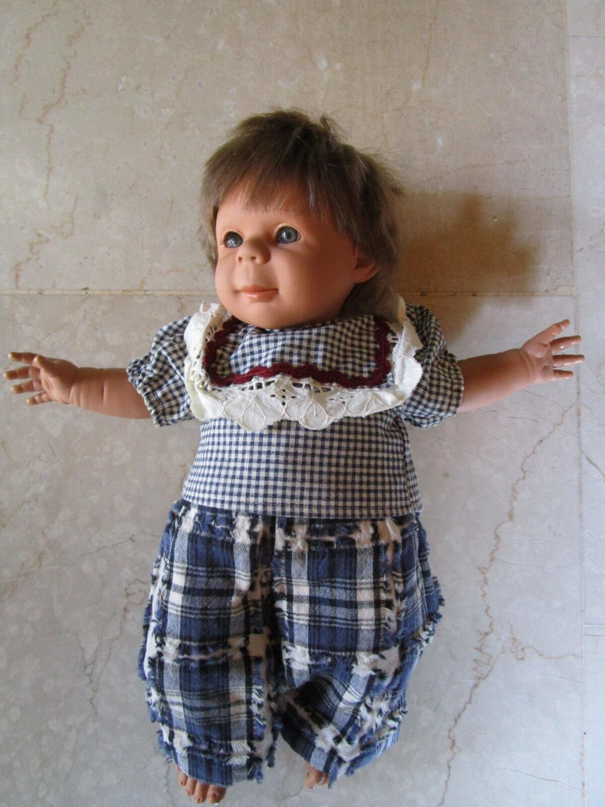 Carmen Gonzalez BAMBOLA circa 34cm, 34cm, 34cm, Spagna, TOP    RAR 0fcabf