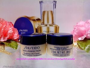 034-SALE-034-Shiseido-VITAL-PERFECTION-Sculpting-Lift-Cream-AAA-2-5mlx2-034-Travel-Care