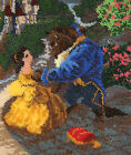 Fx#1 Mcg Textiles Beauty and The Beast Latch Hook Rug Kit 21x26