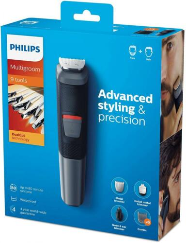 Philips MG5720//15 Bart Haar Trimmer Nasenhaar Schneider Rasierer Körper Gesicht