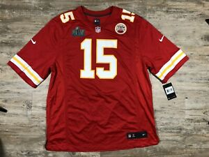 Nike-Kansas-City-Chiefs-Patrick-Mahomes-15-Super-Bowl-LIV-Jersey-Game-Size-2XL