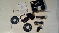 Fotocamera foto camera digitale NIKON Coolpix S3000 4x zoom 12 Megapixel 6.7 LCD