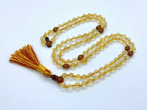 Abundance-Citrine-Mala-Beads-Necklace-Gold-Citrine-Necklace-November-Birthston
