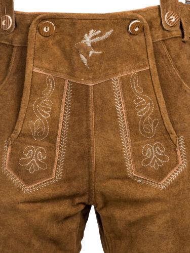 Bretelles Avec Tracht En Pour Pantalon Folkloriques Costumes Ensemble Homme Cuir xz80zRqw