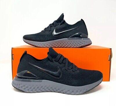 Nike Epic React Flyknit 2 'Black