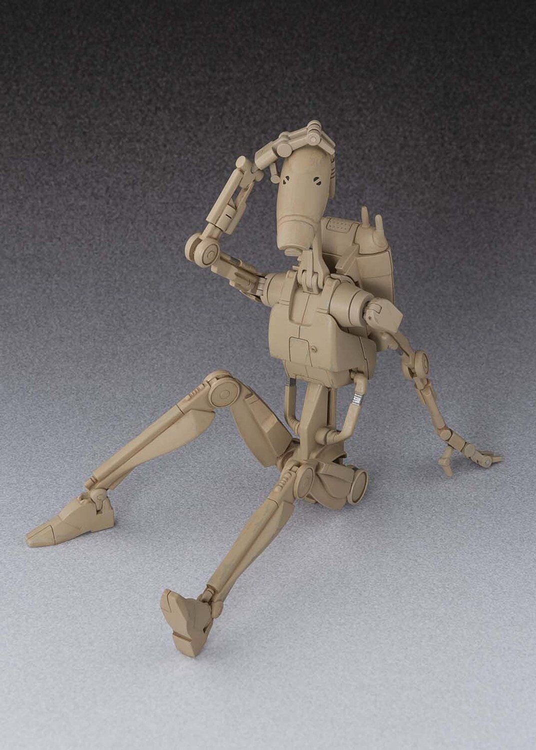 BANDAI S.H.FIGUARTS STAR WARS BATTLE DROID