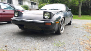 1984 Mazda Rx7 Turbo II conversion