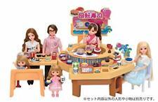 Takara Tomy Licca Kuru-kuru Conveyor Belt Sushi Playset Rika-chan