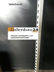 4-x-Tegometall-Wandsaeule-Staender-Steher-120-cm-6x3-cm-div-Farben