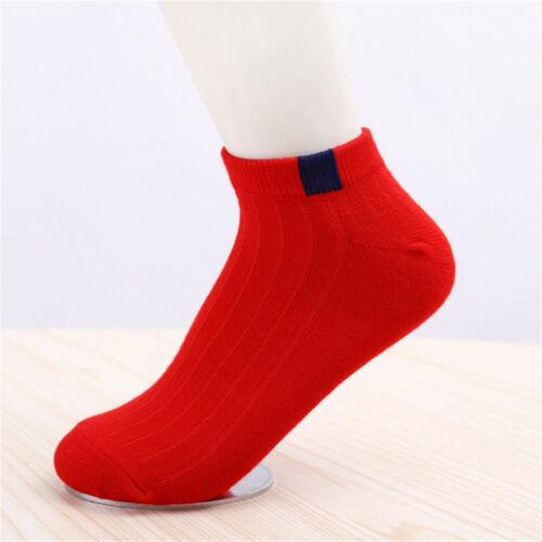 1//2//5 Pairs Girls Women Socks Chinese Red Animal Year Socks Ankle Socks