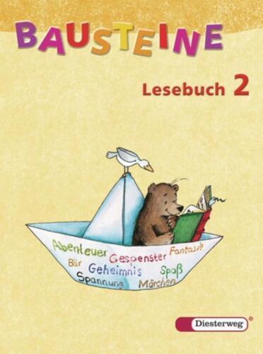 1 von 1 - Bausteine Deutsch. Lesebuch 2. Neubearbeitung