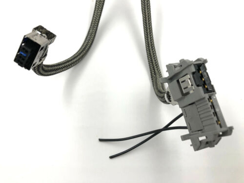 OEM 14-17 Chevy Corvette 7G D3S Xenon Ballast PLUG WIRING HARNESS WIRE PIG TAIL
