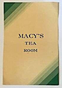 Vintage-Macy-039-s-Tea-Room-Menu-34th-and-Broadway-New-York-June-5-1929