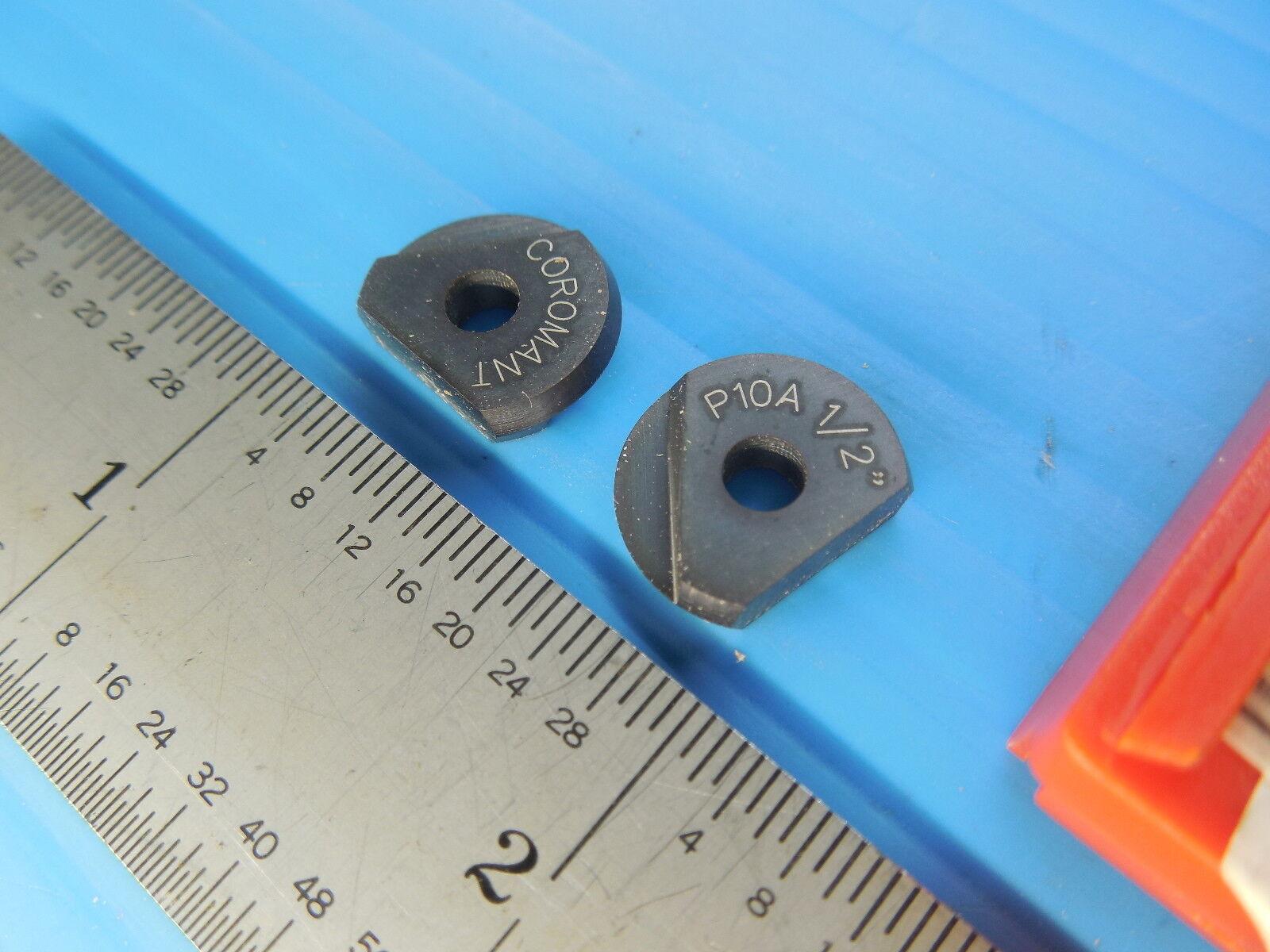 Pack of 10 R216F-10 26 E-L 1010 Milling Insert