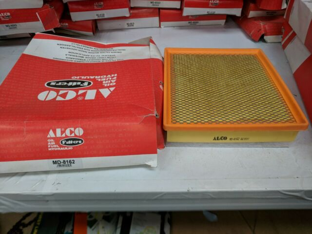 ALCO AIR FILTER P/N MD-8162 FITS INTERSTAR RENAULT MASTER VAUXHALL MOVANO