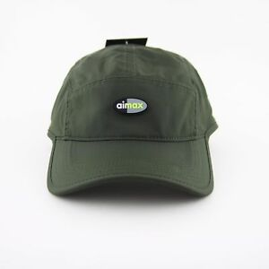 Details about Nike Air Max AW84 Aerobill Adjustable Vintage Cap Hat 916350  Running Casual 5cd100954a70
