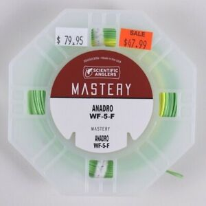 Scientific-Anglers-Mastery-Anadro-Fly-Line-WF5F-NOW-ON-SALE