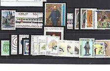 luxemburg jaargang 1996 volledig  mi 1385-1409  postfris