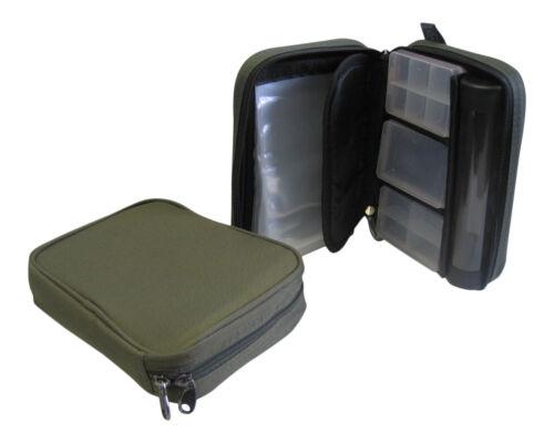 PVA /& RIG WALLET Bag mit 3 Boxen