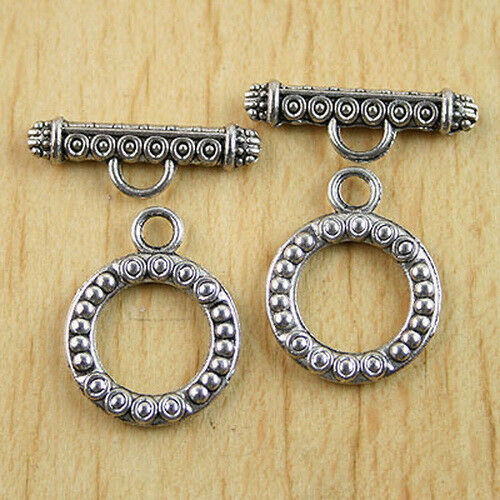assorted styles toggle clasps for Necklace clasp making DIY