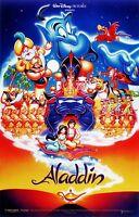 Aladdin ( 11 X 17 ) Movie Collector's Poster Print (t2) - B2g1f