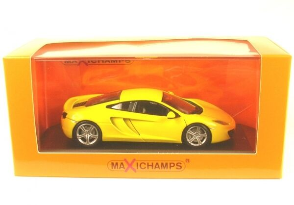 McLaren 12C (gul) 2011