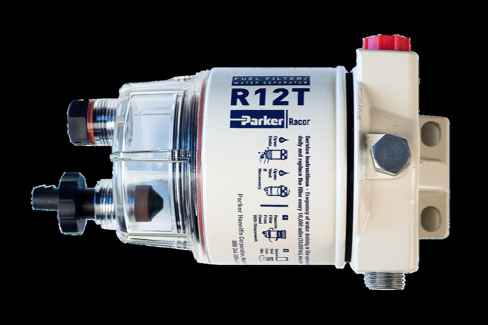 Parken Racor 120AT Kraftstofffilter/Wasserabscheider Marine
