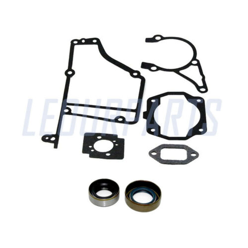 Cylinder Crankcase Muffler Carburetor Gasket Set Oil Seal Set For STIHL TS400