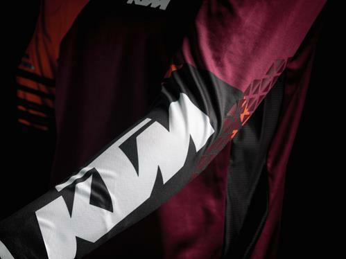BRAND NEW OEM KTM  GRAVITY-FX SHIRT BURGUNDY 3PW200001805 2019 SIZE XL 2020