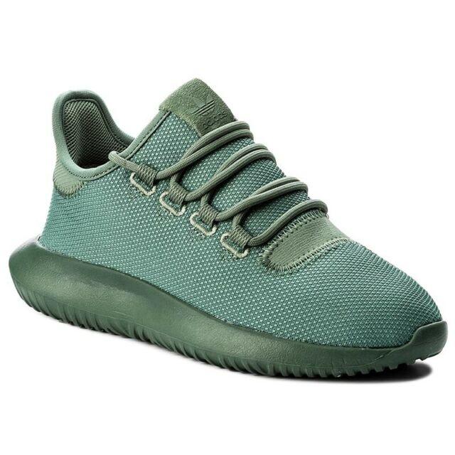 adidas Originals Tubular Shadow J Damen Junior Sport Sneakers Turnschuhe BZ0336