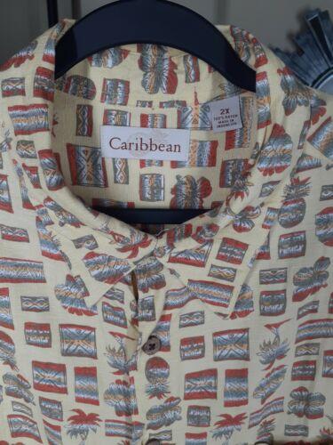 Caribbean shirt
