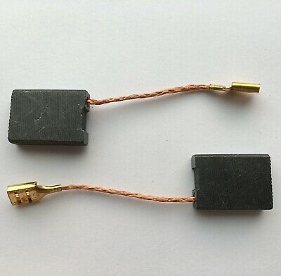 with stop car 6,3x16x22mm Carbon brushes Bosch GWS 20-230 H