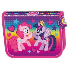 Equestria Girls My Little Pony Pencil Case Pouch Tube School Girl MLP EG