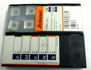 10x GARANT   Wendeplatten    APET 180508FR     HU7810     NEU mit Rechnung!!!
